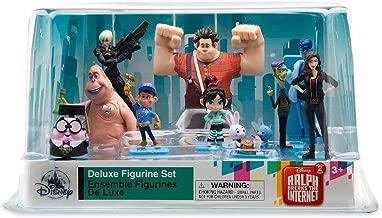 Disney Ralph Breaks The Internet Deluxe Figure Set