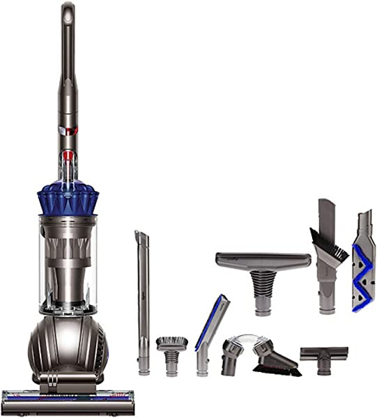 Dyson Ball Formerly DC65 Allergy Complete Upright Vacuum With 7 Tools HEPA Filtered Corded