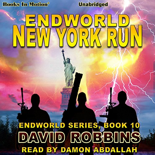 New York Run cover art