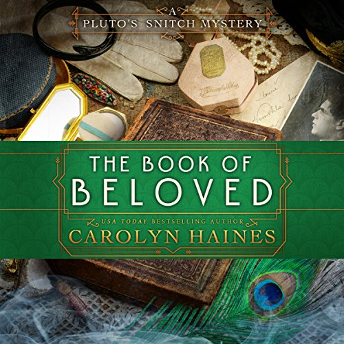 The Book of Beloved audiobook cover art