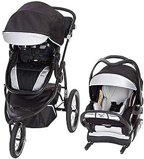 Babytrend Muv 18° 6 In 1 Jogger Stroller Travel System Aero