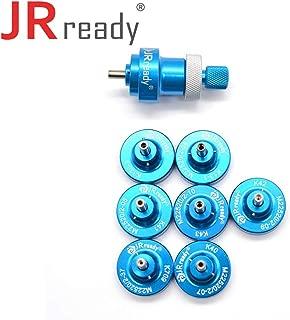 JRready Positioner Kit ST5114: K40 K41 K42 K43 K709 K13-1 K330-3 SK2/2 Amphenol contacts locator K series positioner work with crimp tools AFM8 M22520/2-01 YJQ-W1A