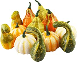 Artificial Vegetables Halloween Mini Artificial Pumpkins and Gourds for Halloween,Harvest Festival
