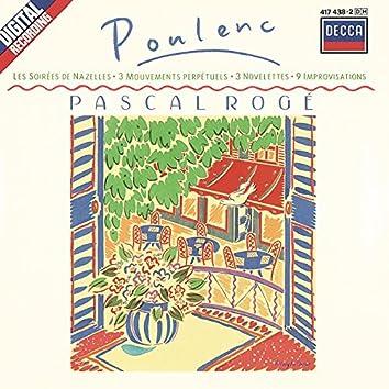 Poulenc: Piano Works, Vol. 1