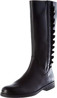 Geox Jr Agata A, Mid Calf Boot Niñas