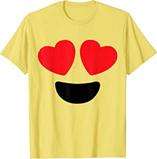 Best shirt with heart and eyes Reviews