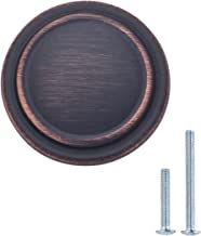 AmazonBasics AB700-OR-25 Cabinet Knob, 1.25