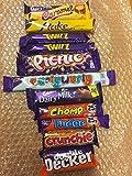 Cadburys Chocolate Selection 10 Bar Pack