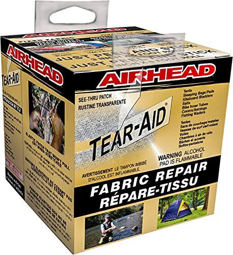 Airhead Tear AID Repair Kit, Type A (Fabric), Roll