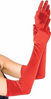 Leg Avenue - Women's Long Satin Gloves