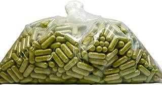 Neem Leaf Capsules Bulk (1,000 Ct) 1,500 mg Each Capusle Organic American Grown - Natural Body Detox, Energy Booster, Improves Brain, Digestive & Skin Health. Neem: The BioFilm Blaster ~ GIFT WRAPPED!