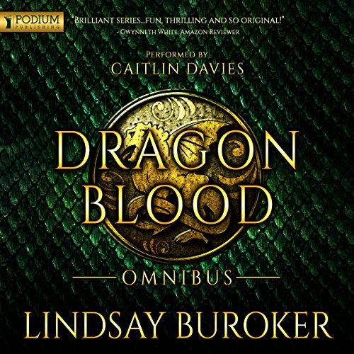 Dragon Blood - Omnibus audiobook cover art