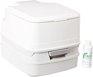 Thetford 92859 Porta Potti 260B Portable Toilet for RV, Marine, Camping, Healthcare Toddler Training, Trucks, Vans