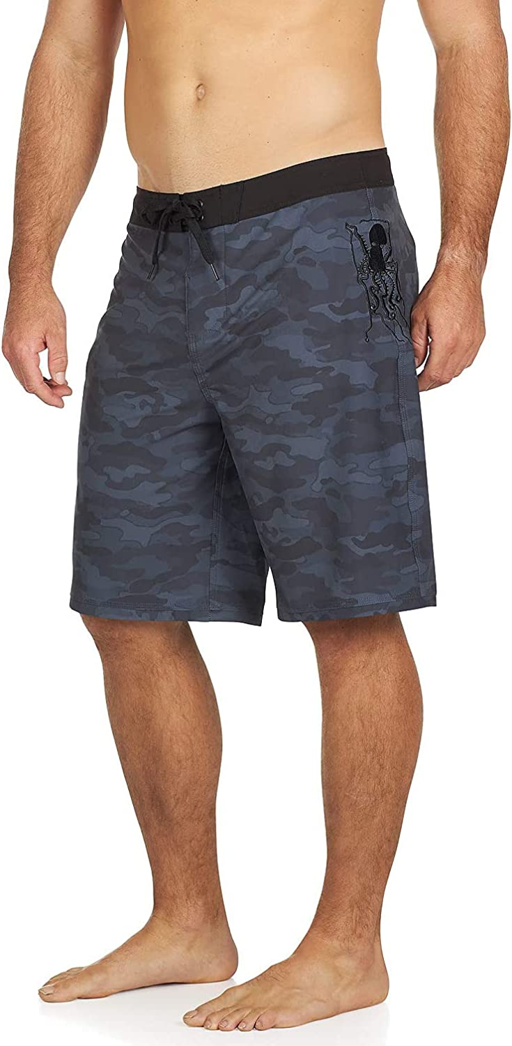 Maui Rippers Men's Boardshorts Max 88% Fashionable OFF Express Midnight Camo 21
