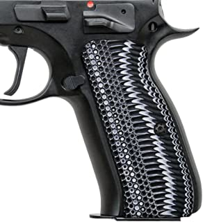 Cool Hand G10 Grips for CZ 75 Full Size, Free Screws Included, OPS Texture