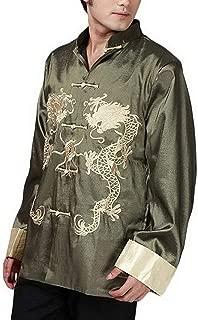 Best silk dragon jacket Reviews