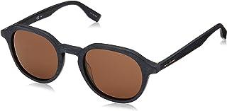نظارة بوس اورانج من هوجو بوس BO 0321 2WF S 49 عدسة 70 بنية (0321-S)