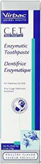 Virbac CET Poultry Toothpaste, 70 gm (2 Pack)