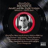 Gian carlo menotti amahl and the