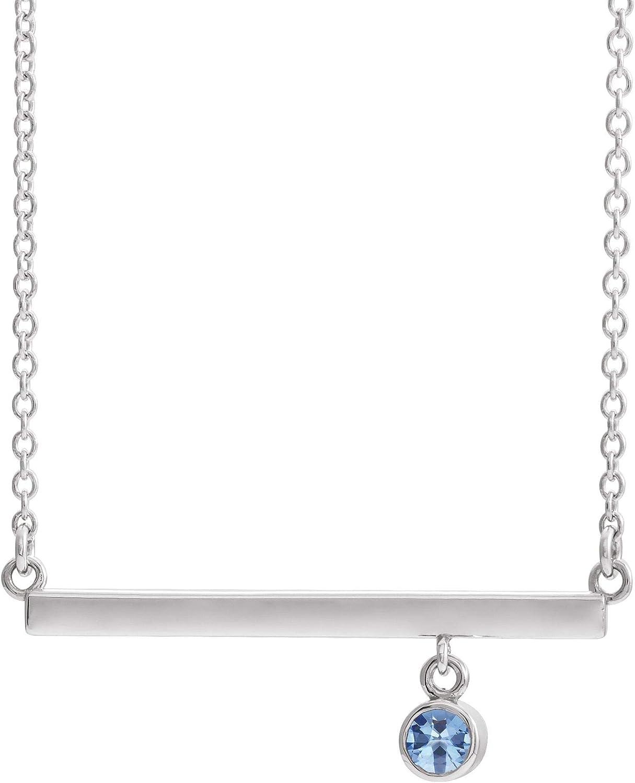 Bonyak Jewelry Award Cheap SALE Start Solid Sterling Silver Ba Bezel-Set 16