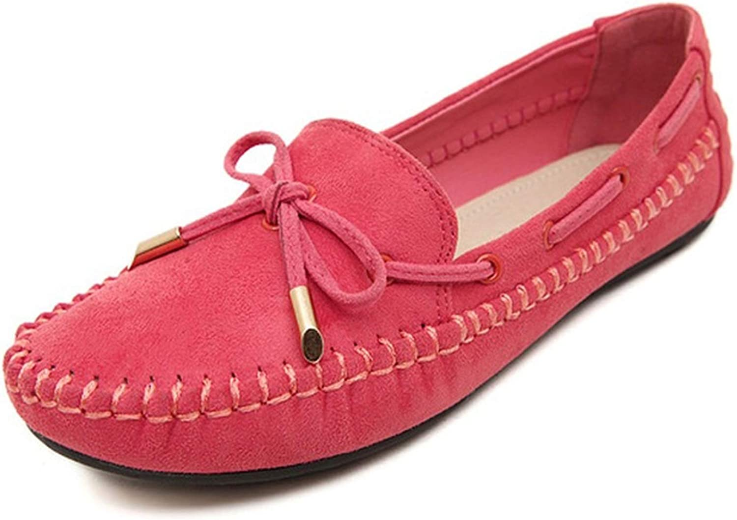 Ting room Candy color Women Loafers Tassel Fashion Round Toe Ladies Flat shoes Woman Flats Casual shoes