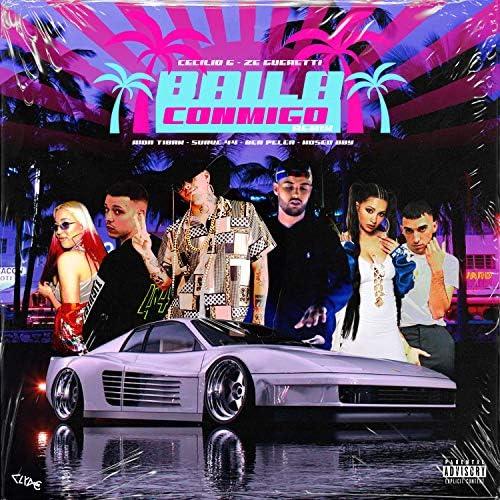 Suave44 & Zé gueretti feat. Cecilio G., Bea Pelea, Hoseo BBy & Aida Tibak feat. Cecilio G., Bea Pelea, Hoseo BBy & Aida Tibak