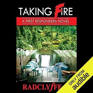 Taking Fire audiobook cover art