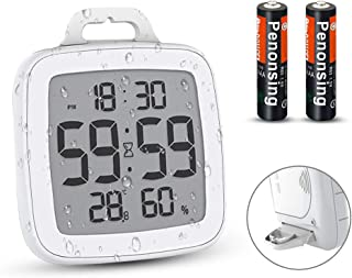 Liobaba Household Mini 57mm Aluminum Alloy Metal Thermometer Hygrometer Wall Mounted Temperature Humidity Meter for Sauna Room