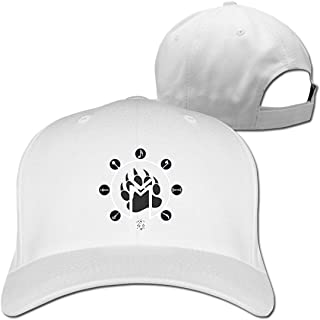 Unisex Hats Critical Role Vox Machina Classic Casquette Black