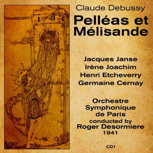 Pelléas et Mélisande: Act III, Scene 4, 'Ah! Ah! Petite Mère A Allumé sa Lampe' [Clean]