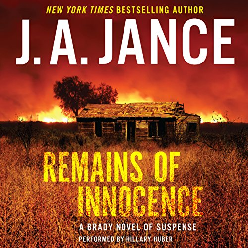 Remains of Innocence audiobook cover art