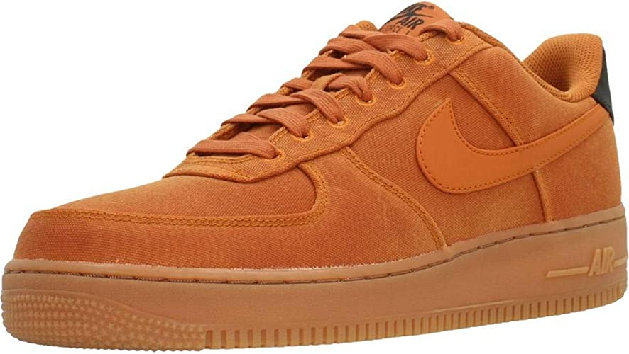 nike air force 1 uomo arancione