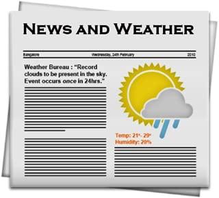 NewsHog: News & Weather