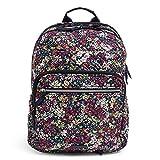 Vera Bradley Cotton XL Campus Backpack, Itsy Ditsy