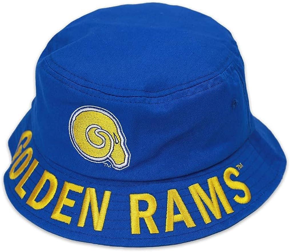 Big Cheap sale Boy Headgear Albany State Bombing new work Blue University Bucket Hat
