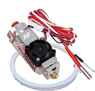 long lasting Printer Accessories for 3D Printer Parts Extruder 3 in 1 Hotend Fusion For Multi-Color Nozzle 1.75mm NF THC-0...