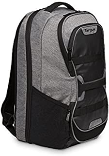 Targus Work and Play Fitness Laptop Backpacks 15.6 Inches - Grey