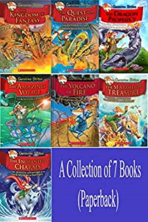 Geronimo Stilton: The Kingdom of Fantasy by Geronimo Stilton - Board Book