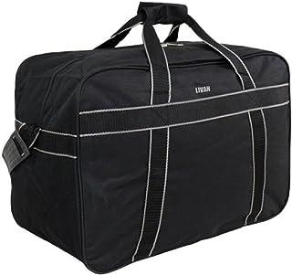 25472eb013 LIVAN - Grand Sac de voyage valise bagage à poignet et bandoulière sans  roulettes grand volume