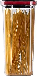 Conteneurs de stockage de céréales Distributeur Jars, cuisine Divers grains Boîtes de rangement for la cuisine Canister (C...