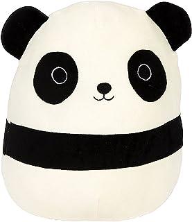 "Kellytoy Squishmallow 8"" Panda Super Soft Plush Toy Pillow Pet Pal Buddy (8 inches)"