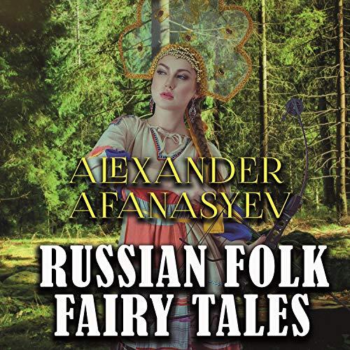 Russian Folk Fairy Tales Titelbild