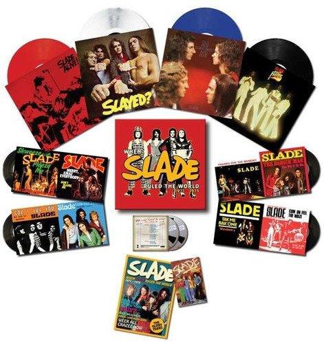 Wnem Slade Rocked The World 1971-1975 (8 LP)