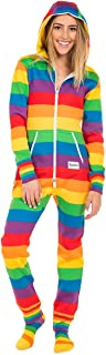 Comfy Rainbow Jumpsuit Pride Outfit Costume Clothing