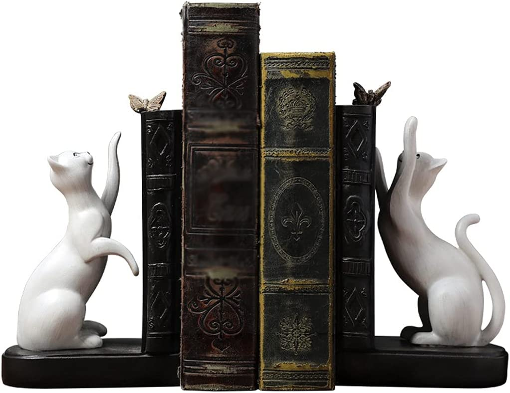 Heavy Resin Animal Bookend Desktop Book Al sold out. Stop Large discharge sale Creative Decoration