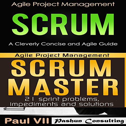 Agile Product Management Boxset audiobook cover art