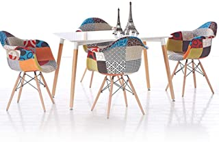 Amazon.es: silla patchwork