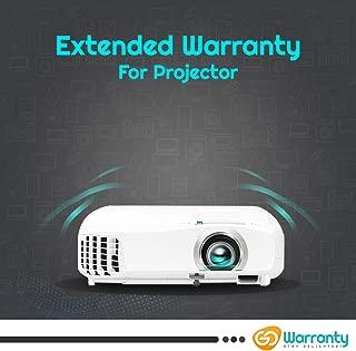 GoWarranty : Extended Warranty for Projectors (Range INR 30001 - INR 70000) - (4 Year Warranty)