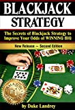 Blackjack: The Secrets of Blackjack Strategy to Improve Your Odds of WINNING BIG - ( Casino Blackjack Strategy ) (English Edition)