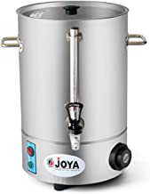 JOYA Instant Water Boiler (Silver)   Stainless Steel Body with Thermostatic Control  capacity- 4 Gallon